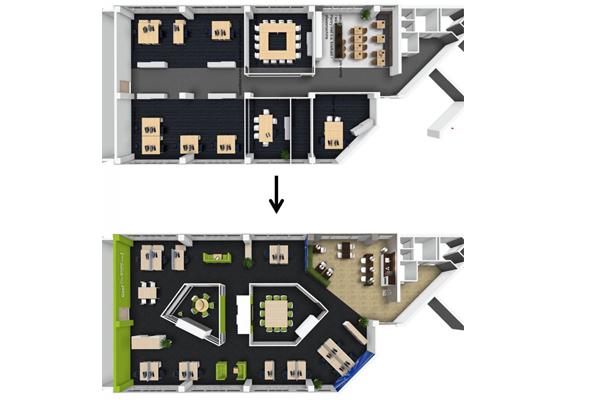 3d-plattegrond